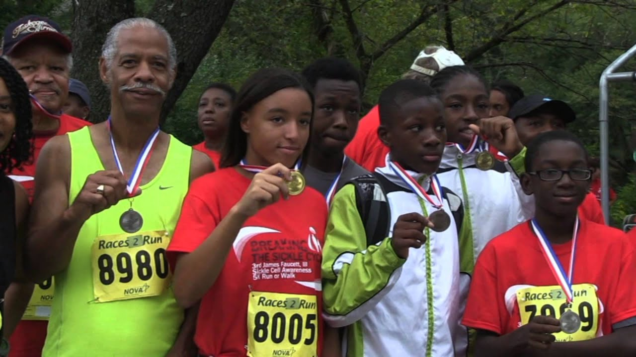 Walk, 5K to raise awareness of sickle cell disease, money for local scholarships