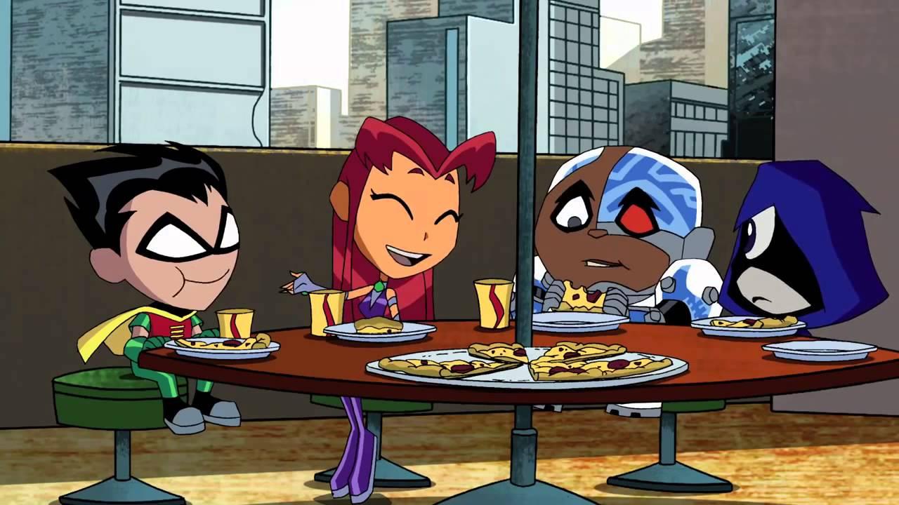 Teen Titans Pilot - Youtube-9225