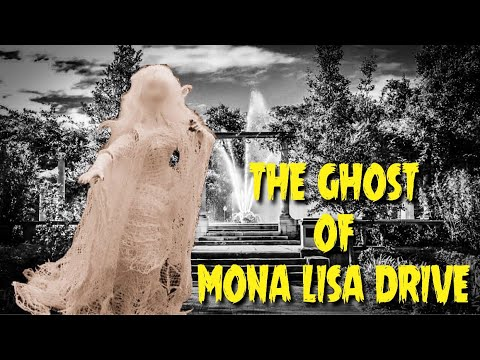 The Ghost of Mona Lisa Drive in Haunted City Park New Orleans