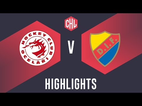 Highlights: Oceláři Třinec vs. Djurgården Stockholm