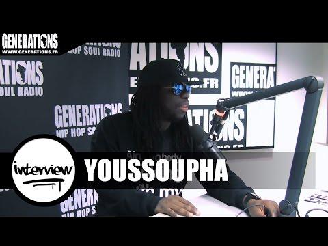 Youtube: Youssoupha – Interview #NGRTD (Live des studios de Generations)