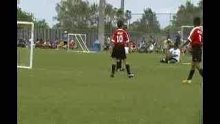 Norm Rosen 3v3 U10 2010 Final Game