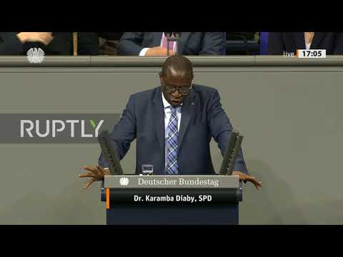 Germany: SPD Senegal-born MP Diaby speaks out following attack on his Halle office