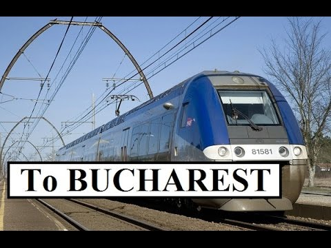 Romania (Brașov to Bucharest) Part 10