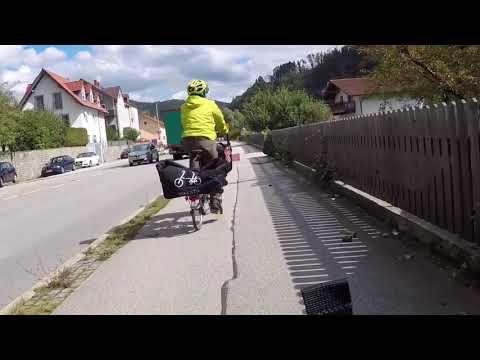 Danube Bike Tour - Passau to Schlogen Pt 1