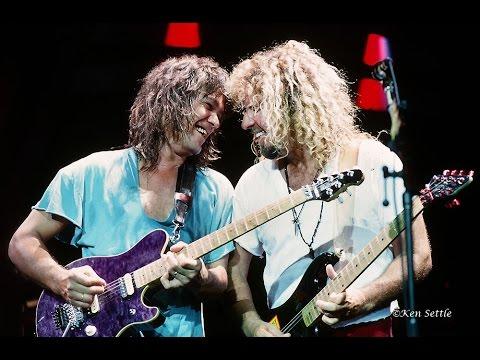 Van Halen Live....Norway 1993