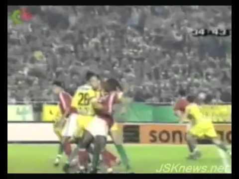 JSK 1-0 ES Sahel (Finale retour coupe de la CAF 2001)