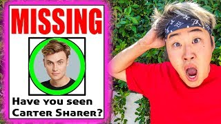 Download Carter Sharer is Missing! (Gone Wrong) Mp3 and Videos