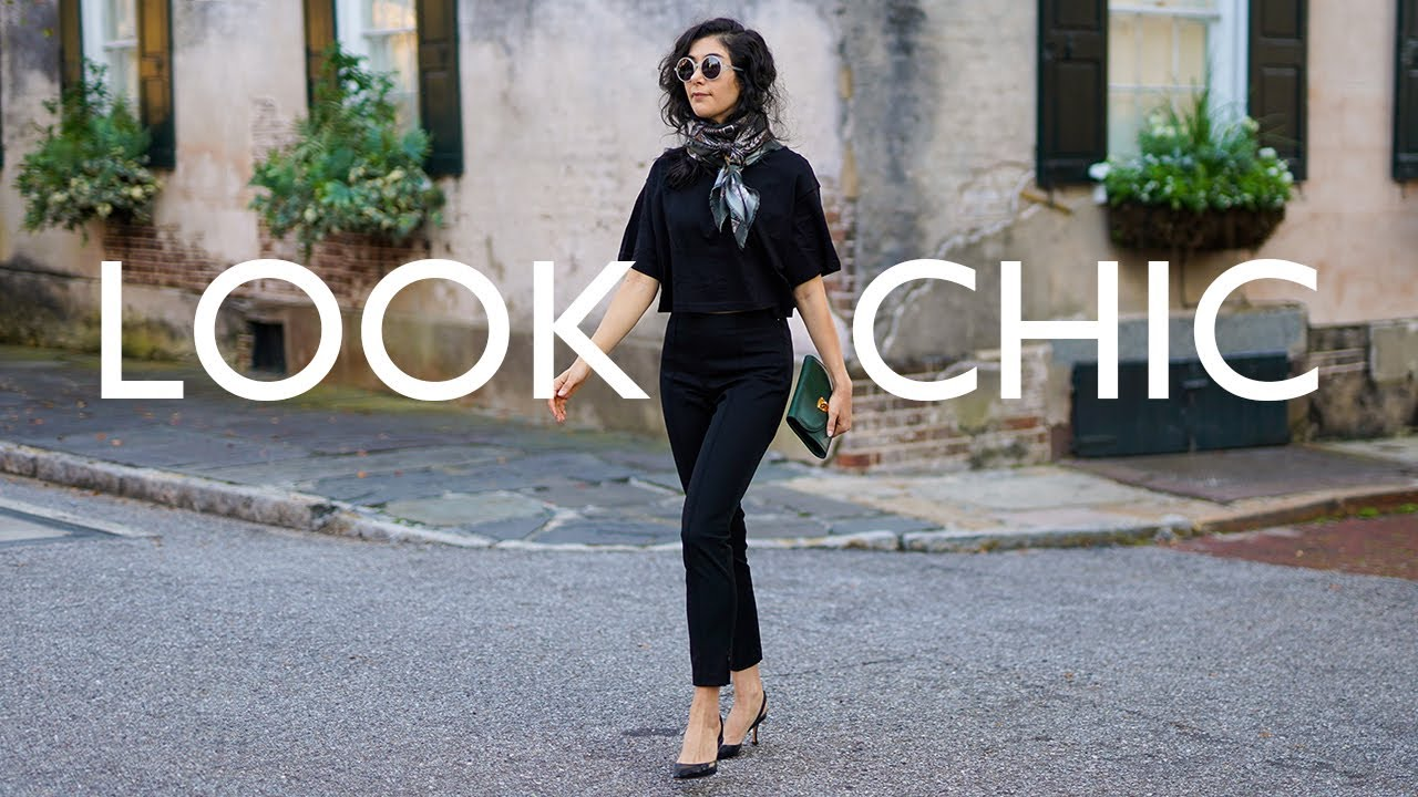 6 Tips To Use To ALWAYS Look CHIC And Put Together