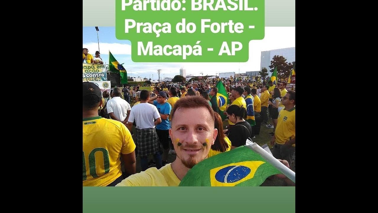 Manifestação 26/05/2019 - Macapá, Amapá, Brasil