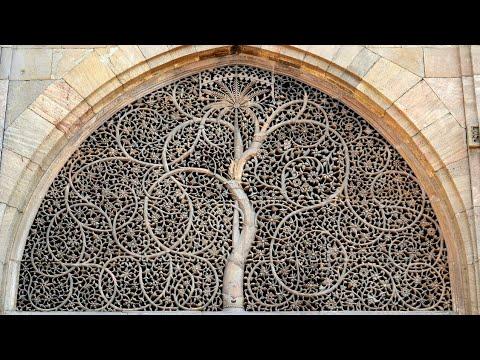 Sidi Saiyyad (Sidi Shahid) Masjid Ahmedabad Gujarat Documentary film on Heritage