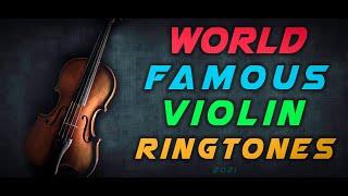 Top 10 Violin Ringtones | World Famous Ringtone | Download Now | Hindi And English | 2021