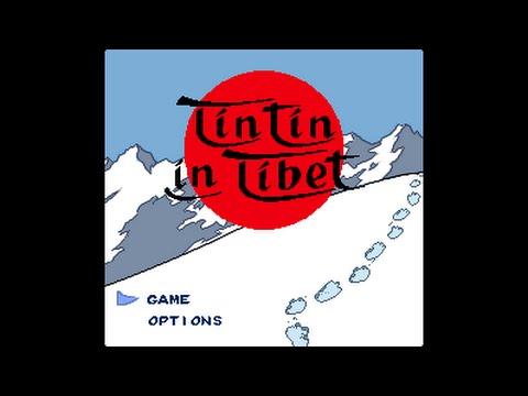 Tintin in Tibet (SNES) - speedrun