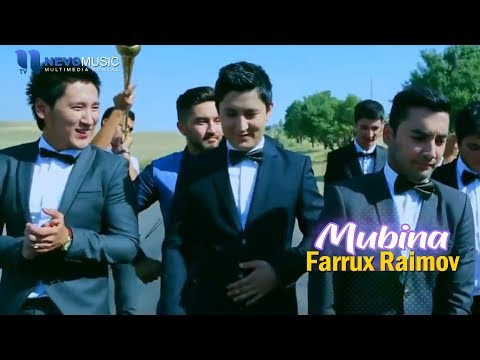 Farrux Raimov - Mubina (Official Music Video)