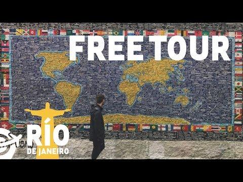 FREE TOUR por el centro histórico de RÍO de Janeiro   vdeviajar.com