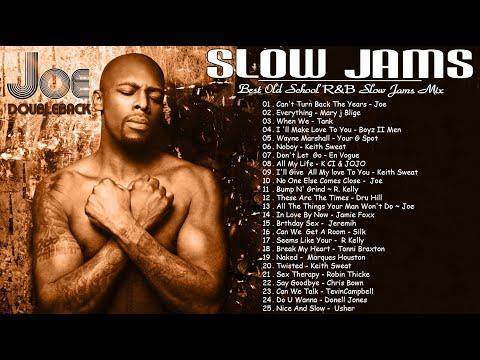 Old School Slow Jams Mix - Joe, Keith Sweat, Keyshia Cole, Tank, R Kelly,Tyrese, Mary j Blige