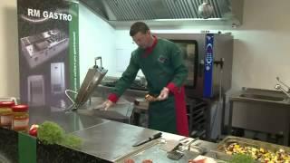 RM GASTRO Steak grill 360p