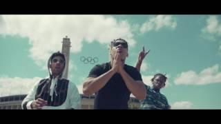 BSMG (Ghanaian Stallion x Musa x Megaloh) - Jesse Owens (Offizielles Video)