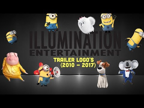 ILLUMINATION ENTERTAINMENT Trailer Logo's (2010 - 2017) thumbnail