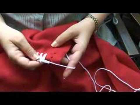Making Fleece Blankets with Crochet Edges - YouTube