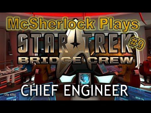 Star Trek Bridge Crew - Chief Engineer - Ongoing Voyages