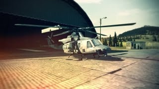 Руководство по управлению вертолетом в ArmA 2 и DayZ