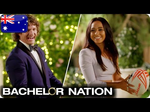 Love At First Sight For Nick And Brooke? | The Bachelor Australia