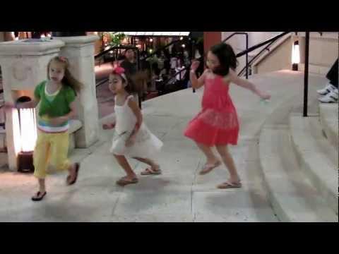 girls dance sunset place