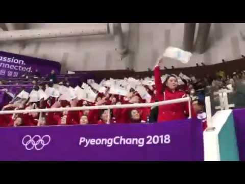 north korea sings look at me