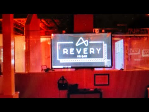 Shooting In Atlanta Virtual Reality VR Bar Revery In Midtown