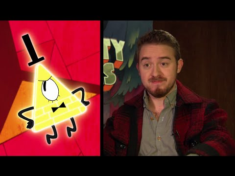 Thumbnail: Gravity Falls - The Voices of Alex Hirsch