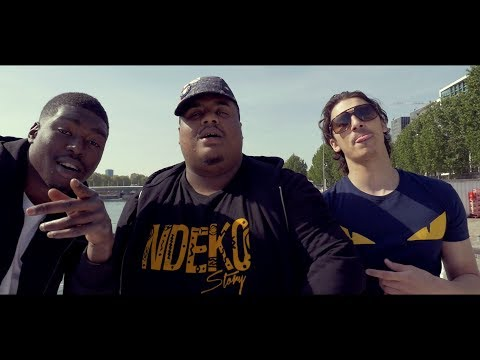 Dj Hitman ft. Papiss & Medoss - GARCE (Clip Officiel)