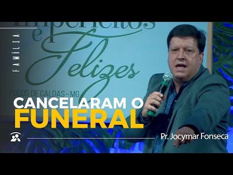 Deus está cancelando o funeral (Jocymar Fonseca)