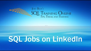 Breaking Down 3 SQL Jobs on LinkedIn | Data Jobs Ep1