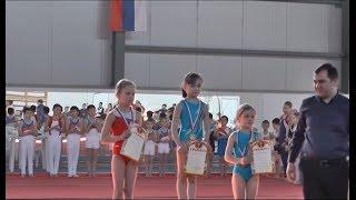 Золотой старт ставропольской спортивной гимнастики в Нальчике