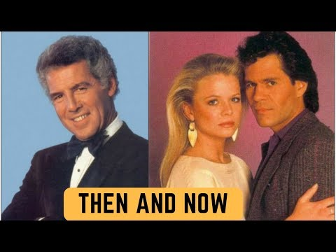 The Cast of Santa Barbara Then and Now