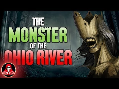 A Real Monster has been Sighted on the Ohio River!