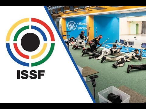 50m Rifle 3 Positions Men Final - 2018 ISSF World Cup Stage