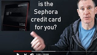 NEW: Sephora Credit Card Review