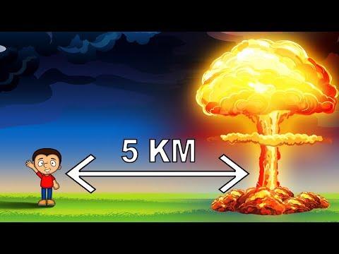Как выжить при ядерном взрыве