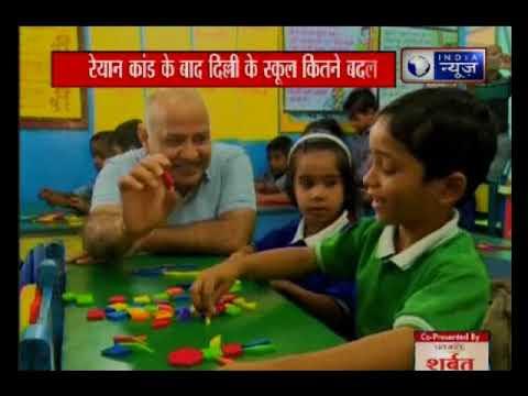 Exclusive interview with Delhi Deputy CM Manish Sisodia