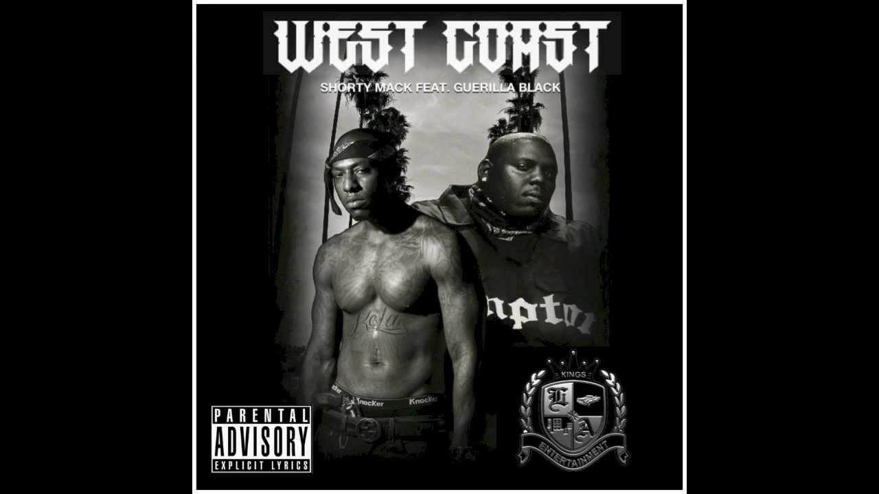 Shorty Mack Feat. Guerilla Black - West Coast Bounces - YouTube