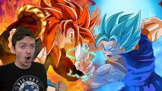 INSANE DAMAGE!! NEW FUSION CATEGORY Super Battle Road | DBZ Dokkan Battle thumbnail