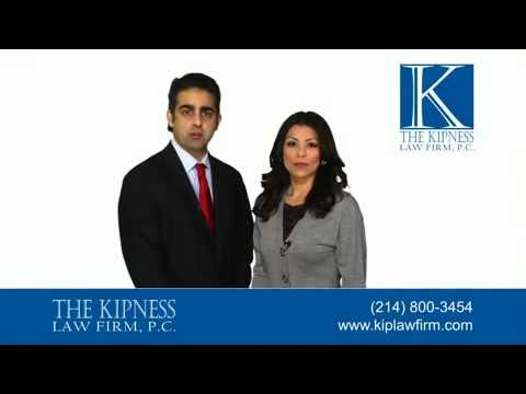 Dallas Personal Injury Attorneys at The Kipness Law Firm Texas Longhorns Lawyers Win!