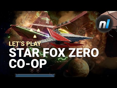 Star Fox Zero Co-Op with All amiibo - Let's Play Star Fox Zero with Nintendo UK