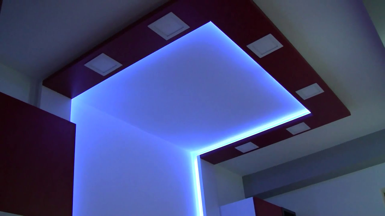 Oświetlenie Led Do Pokoju Mieszkania Domu Oświetlenie W