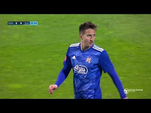 Dinamo Zagreb Slaven Belupo Goals And Highlights
