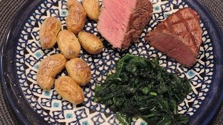 How To Cook Grilled Beef Filet Mignon - Episode 70