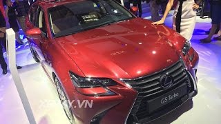XEHAY.VN Lexus GS 200t 2016 gi 3,13 t to s ng ti VMS 2016