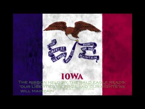 Flag Facts - Flag of Iowa